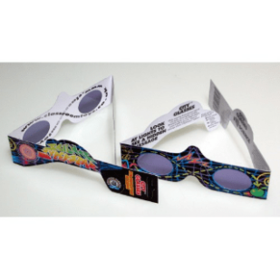 Science Superstar Hologram Glasses