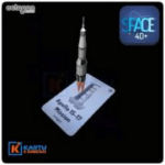 Space 4D+ Augmented Reality Flashcards