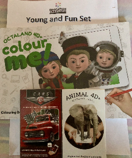 Young and Fun Pack