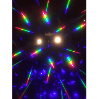 Rave Spectrum Glasses for Adults